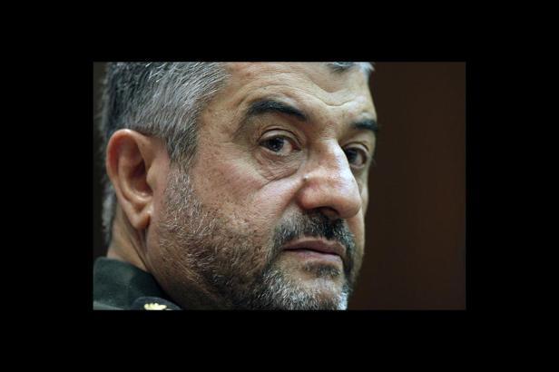 REVOLUTIONARY GUARD COMMANDER GEN. MOHAMMAD ALI JAFARI