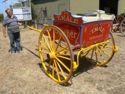 The butcher's cart