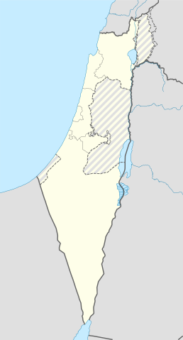 The West Bank and Samaria is disputed land, that the UN (with a US assist) is trying to suggest belongs to Palestinians, and contains East Jerusalem [Wikimedia Commons]