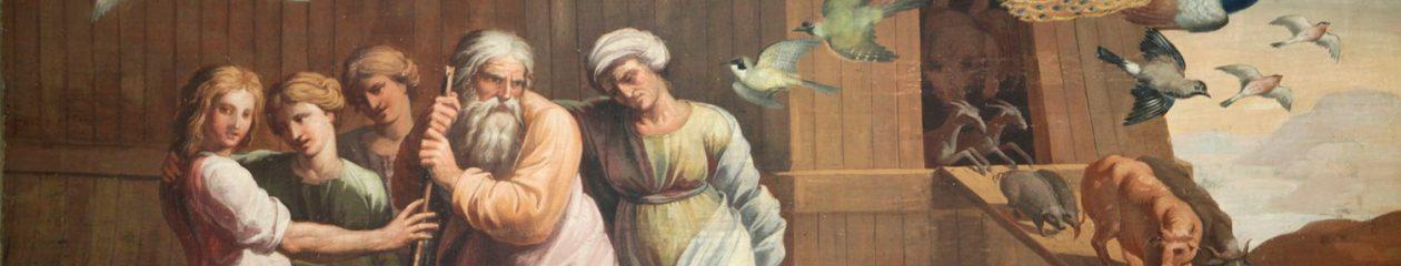 Noah begat 3 sons
